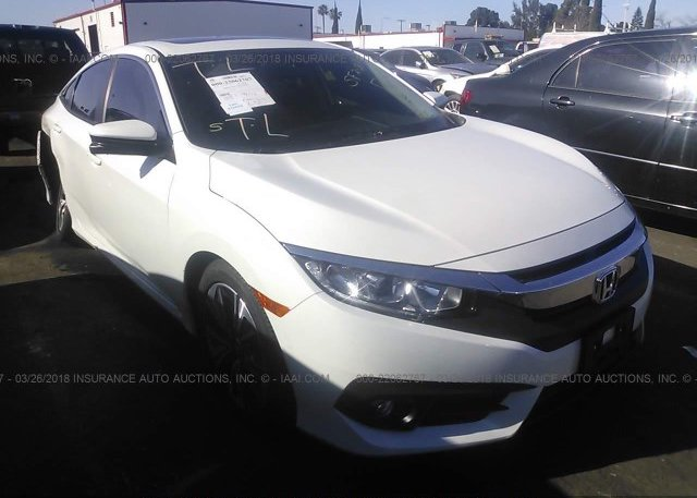 Inventory #321283747 2016 Honda CIVIC