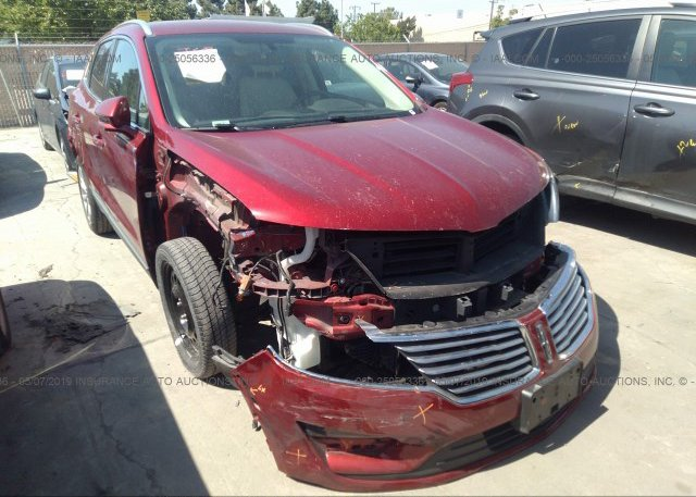 Inventory #393890210 2015 Lincoln MKC