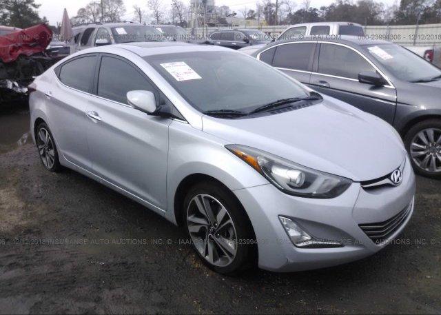 Inventory #498717904 2014 Hyundai ELANTRA