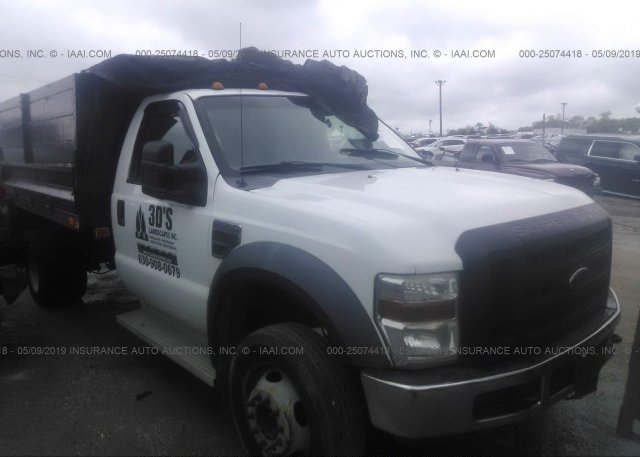 Inventory #405714161 2008 FORD F550