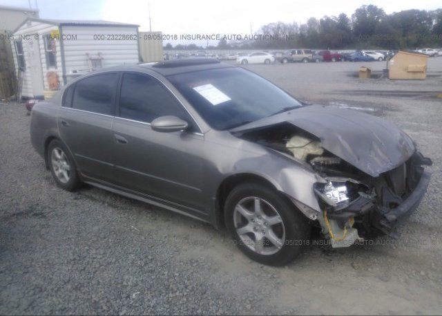 1n4bl11d55c120072 Salvage Gold Nissan Altima At Tifton Ga On