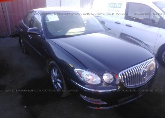 Inventory #759097732 2009 Buick LACROSSE