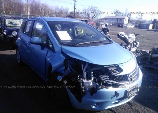 Inventory #229063981 2014 Nissan VERSA NOTE