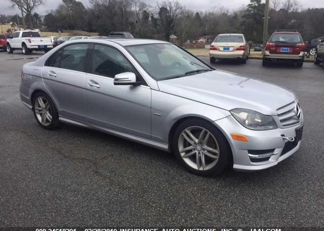 Inventory #906864194 2012 Mercedes-benz C