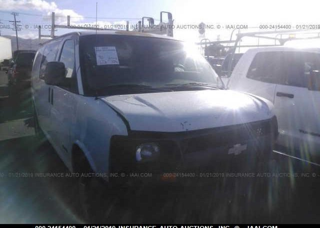 Inventory #177064309 2003 Chevrolet EXPRESS G2500