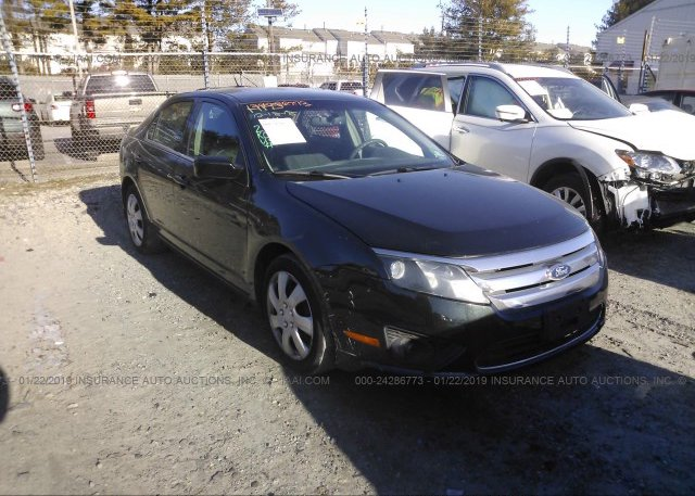 Inventory #836626316 2010 FORD FUSION
