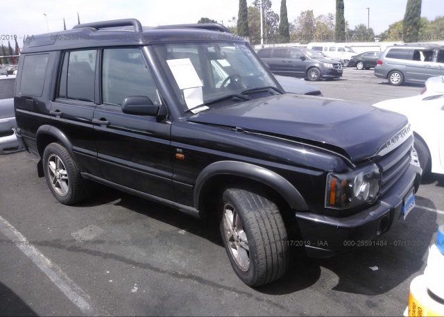 Inventory #666692659 2004 Land Rover DISCOVERY II
