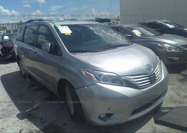 Inventory #955049566 2015 Toyota SIENNA