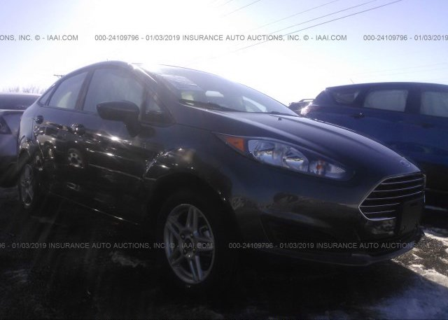 Inventory #151357962 2018 FORD FIESTA