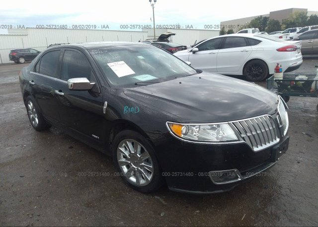 Inventory #613309592 2012 Lincoln MKZ