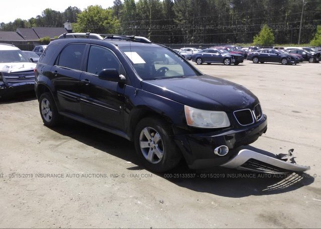 Inventory #793405510 2006 Pontiac TORRENT