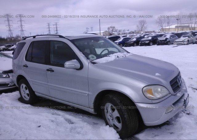 Inventory #482053179 2003 Mercedes-benz ML