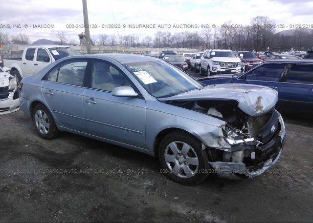 Inventory #485264016 2008 Hyundai SONATA