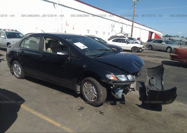 Inventory #721579337 2009 Honda CIVIC