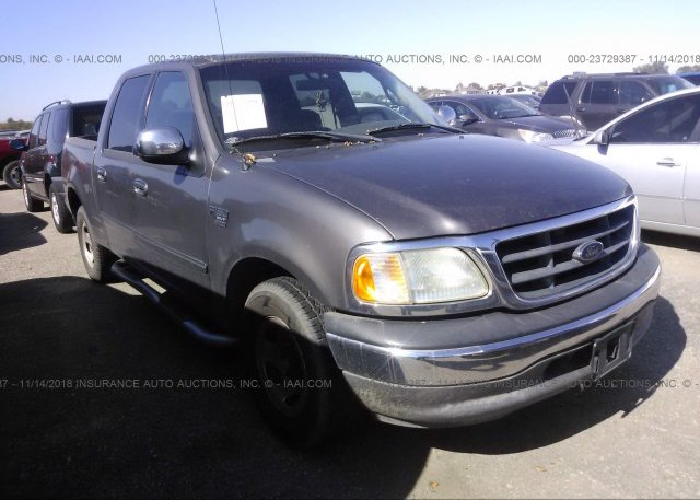 Inventory #861440792 2002 FORD F150