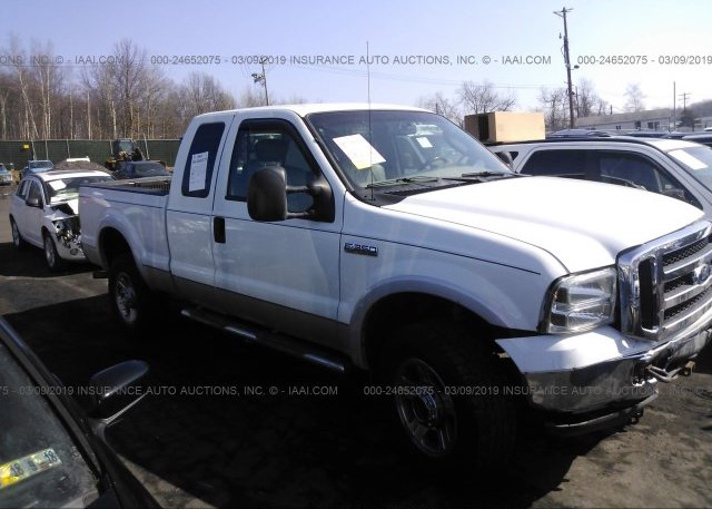 Inventory #282318243 2006 FORD F350