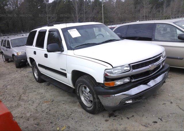 Inventory #376902359 2000 Chevrolet TAHOE