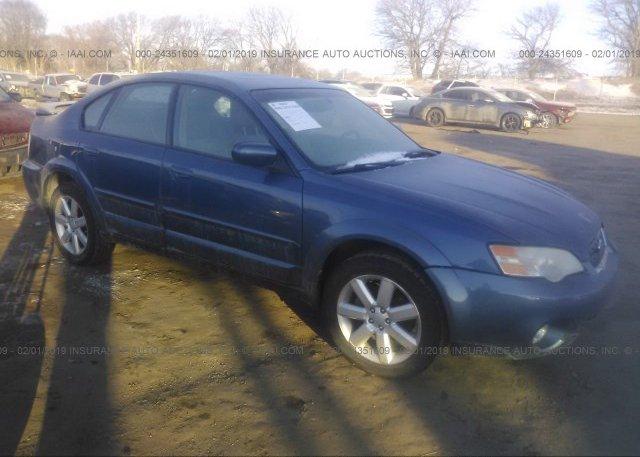 Inventory #442308709 2007 Subaru LEGACY