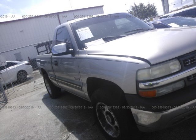 Inventory #496968301 2000 Chevrolet SILVERADO