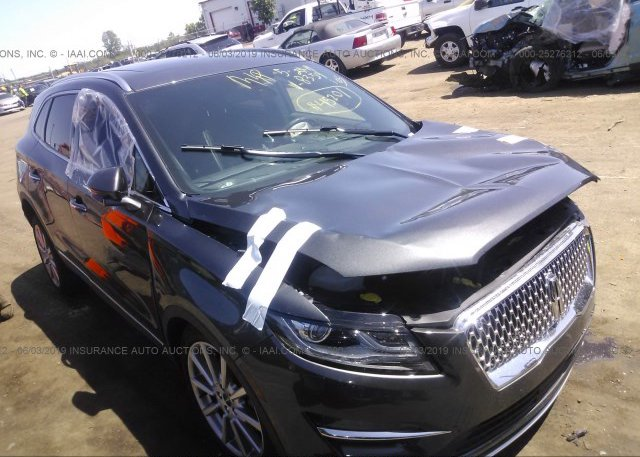 Inventory #432614207 2019 LINCOLN MKC