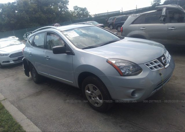 Inventory #800437430 2015 Nissan ROGUE SELECT