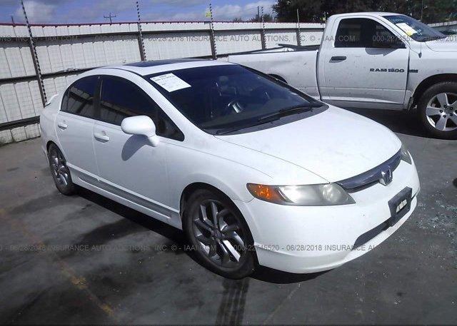 Inventory #873770186 2006 Honda CIVIC