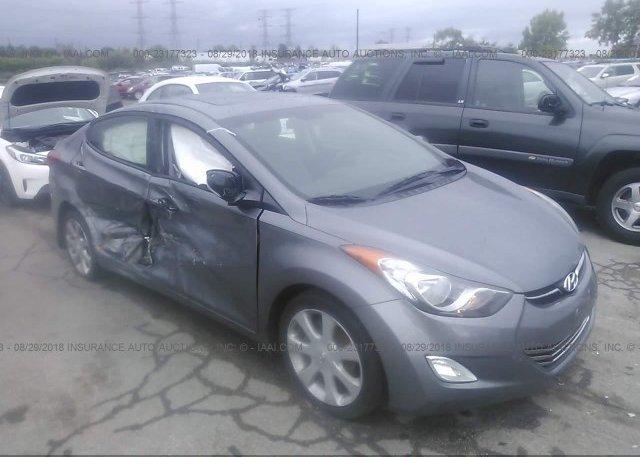 Inventory #152241748 2012 Hyundai ELANTRA