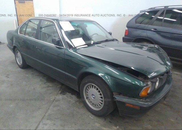 Inventory #792104418 1991 BMW 525