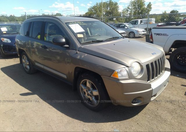 Inventory #379266400 2007 JEEP COMPASS