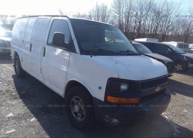Inventory #785133602 2004 Chevrolet EXPRESS G1500
