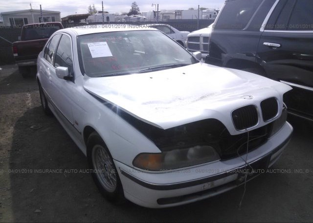 Inventory #400423765 1998 BMW 528
