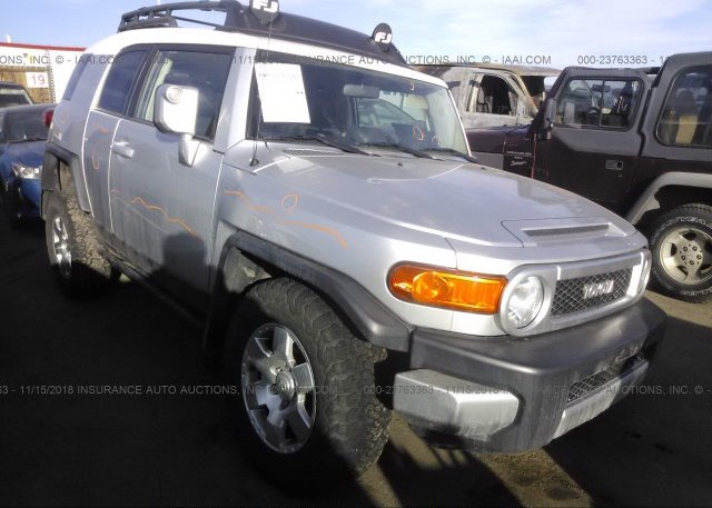 Inventory #256208338 2008 TOYOTA FJ CRUISER