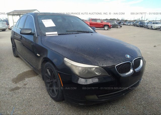 Inventory #350855109 2008 BMW 550