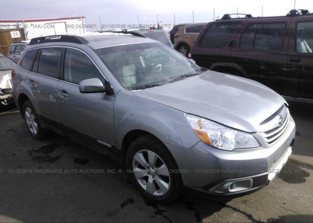 Inventory #458794705 2011 Subaru OUTBACK