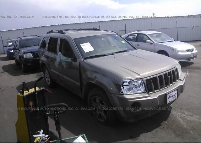 Inventory #113405314 2006 JEEP GRAND CHEROKEE