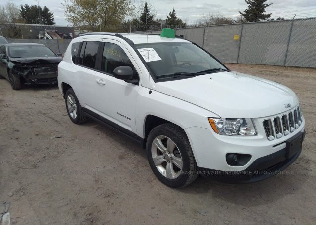 Inventory #867577873 2011 JEEP COMPASS