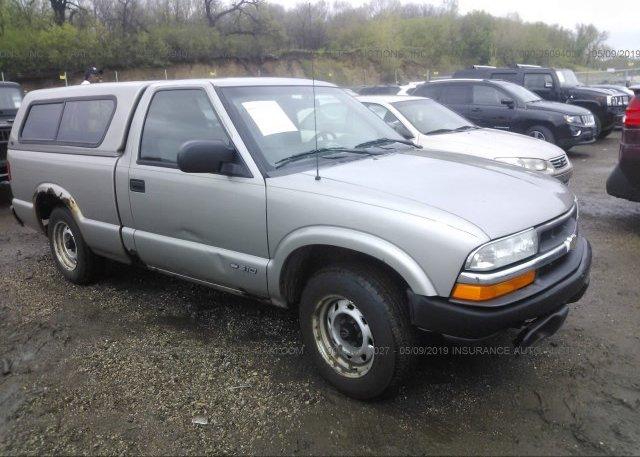Inventory #604199546 2002 Chevrolet S TRUCK