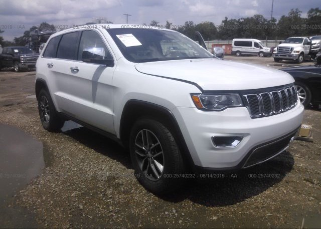 Inventory #355775194 2018 JEEP GRAND CHEROKEE