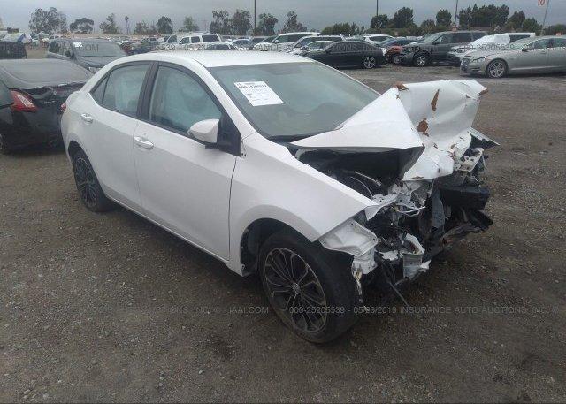 Inventory #536101440 2016 Toyota COROLLA