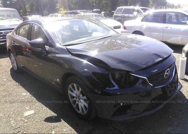 Inventory #232423188 2016 Mazda 6