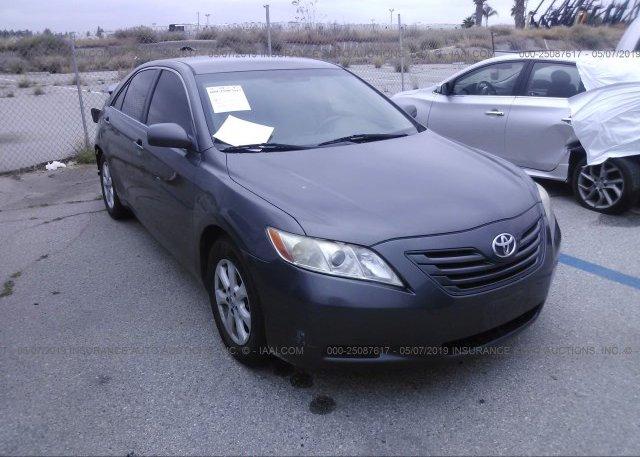 Inventory #266465519 2007 Toyota CAMRY NEW GENERAT