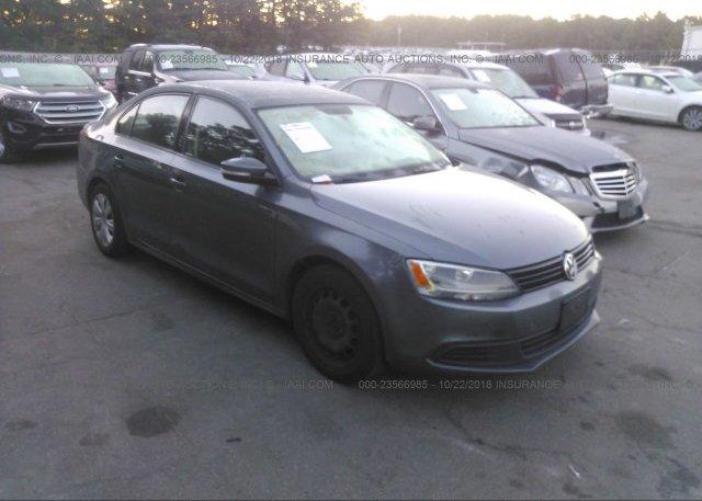 Inventory #191287030 2012 Volkswagen JETTA
