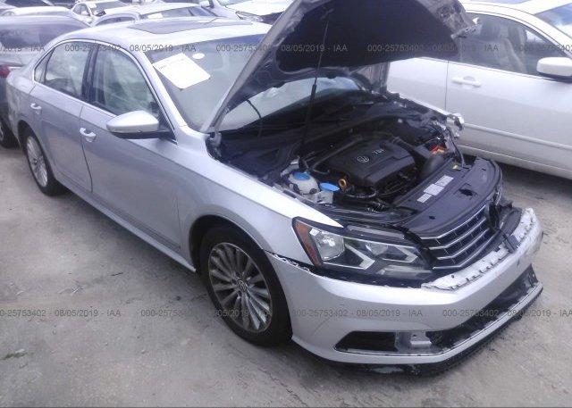 Inventory #331071755 2016 Volkswagen PASSAT
