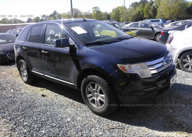 Inventory #763962671 2008 FORD EDGE