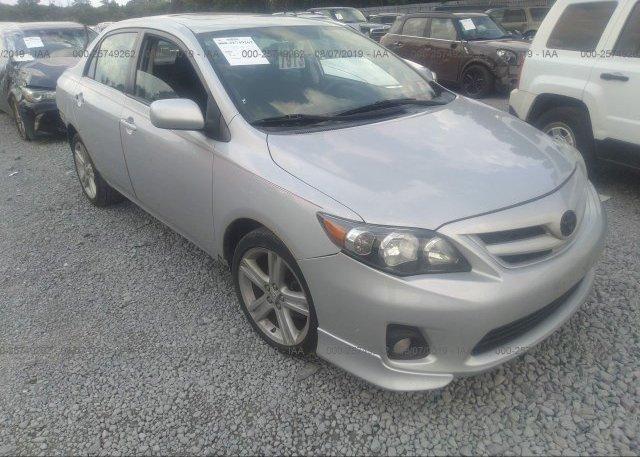 Inventory #589606137 2013 Toyota COROLLA
