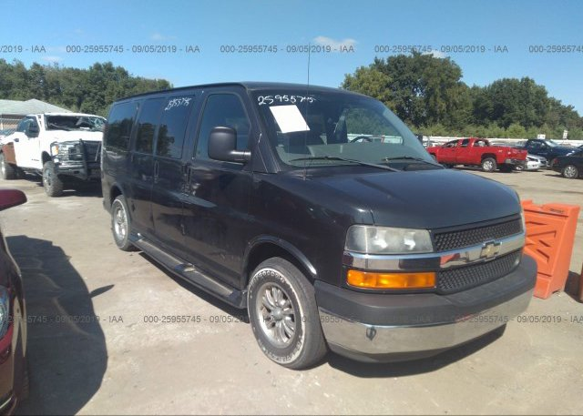 Inventory #401022174 2005 Chevrolet EXPRESS G1500