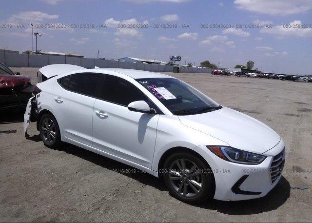 Inventory #892432098 2018 Hyundai ELANTRA