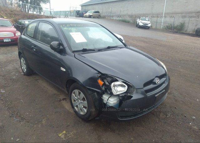 Inventory #662091425 2009 Hyundai ACCENT