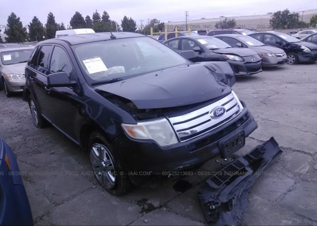 Inventory #923877700 2007 FORD EDGE