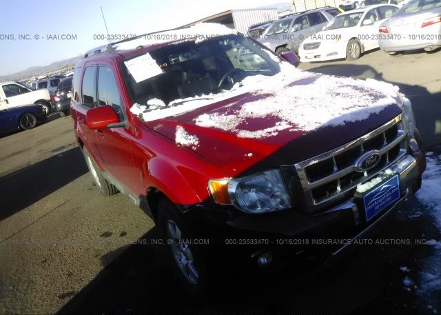Inventory #134066640 2010 FORD ESCAPE